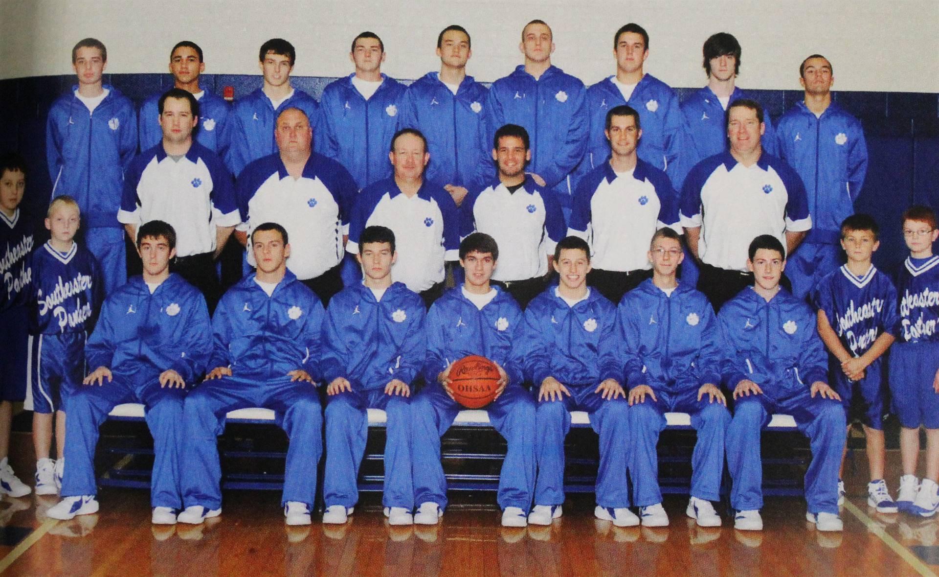 2012 Varsity / Reserve Boys Basketball