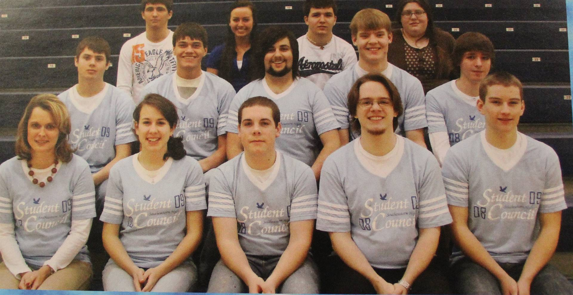 2009 Student council