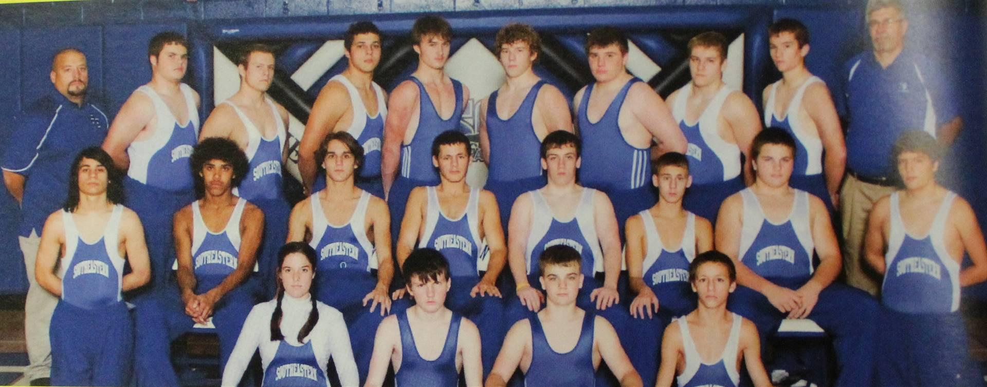 2009 Wrestling
