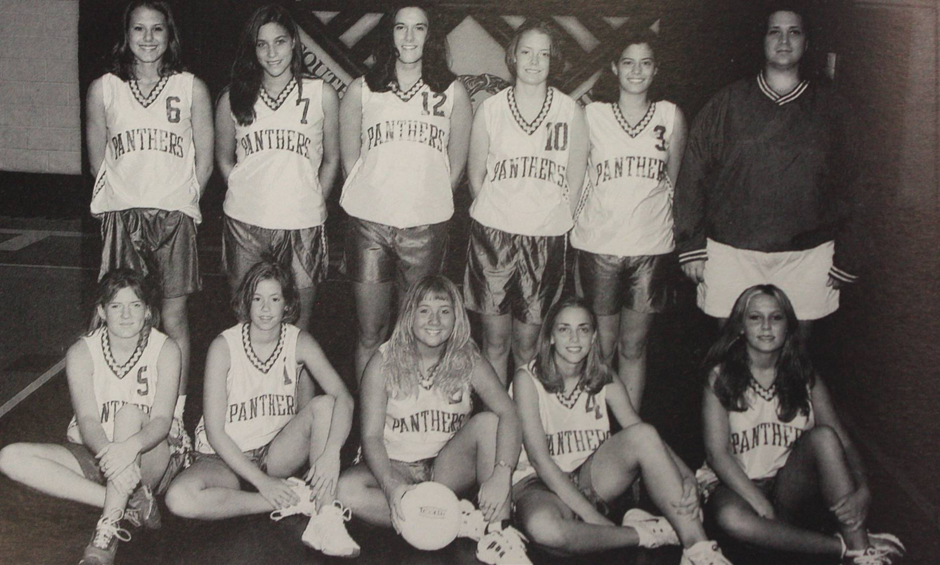 2002 Varsity Volleyball