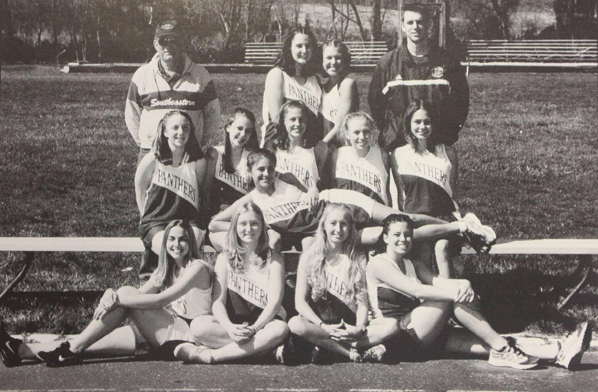 2002 Varsity Girls Track