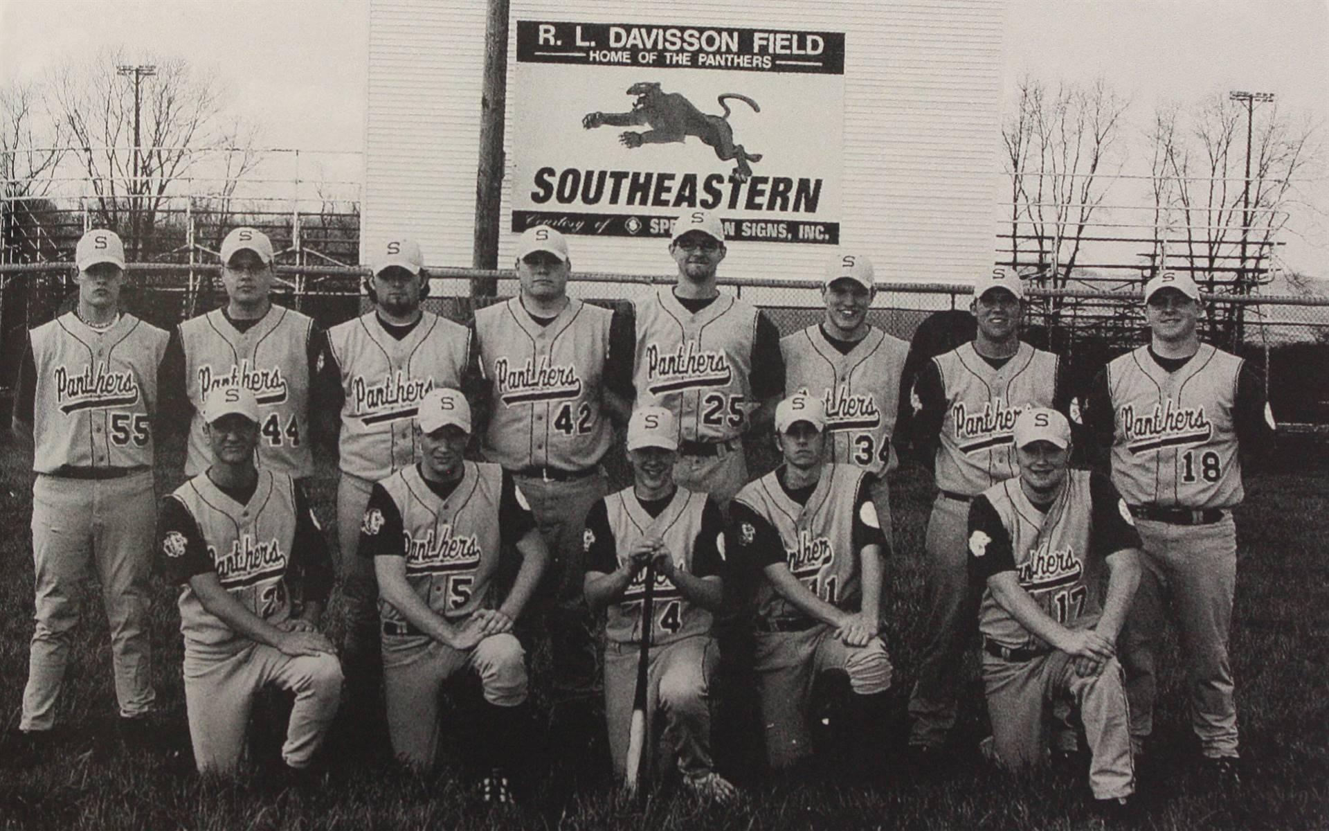 2002 Varsity Baseball
