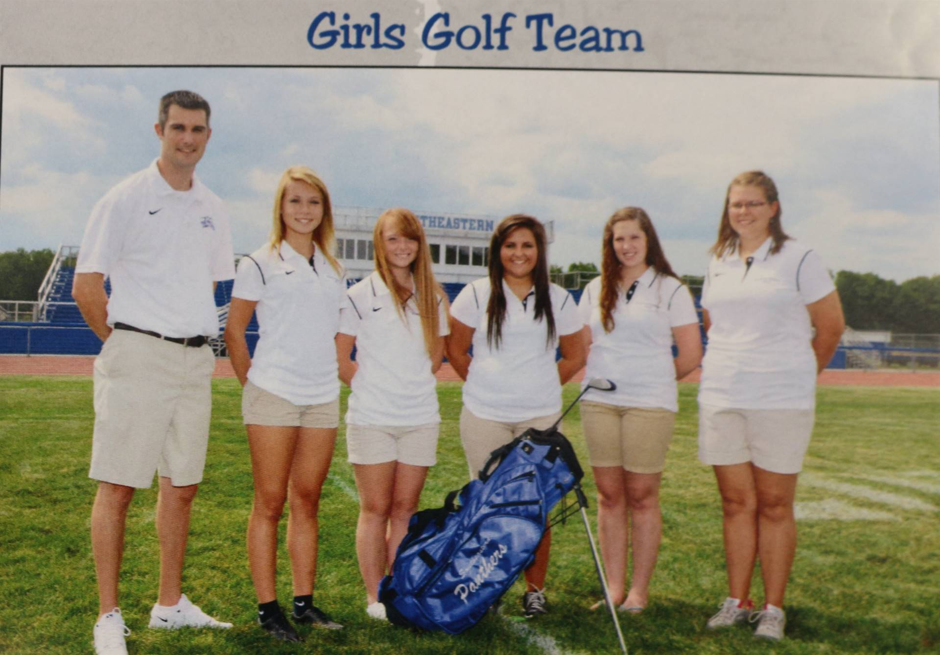 2013 Girls Golf