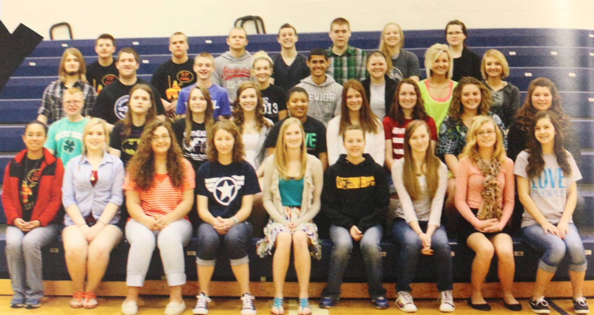 2013 National Honor Society