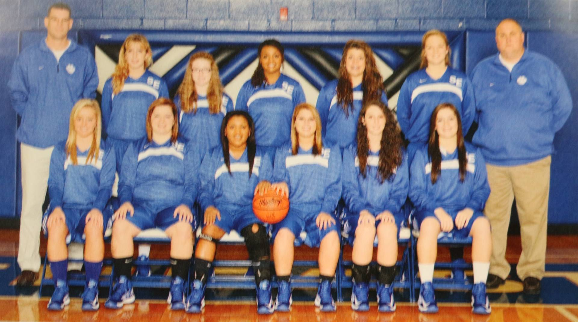 2013 Varsity Girls Basketball