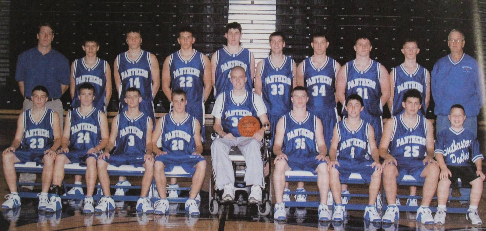 2005 Boys Basketball