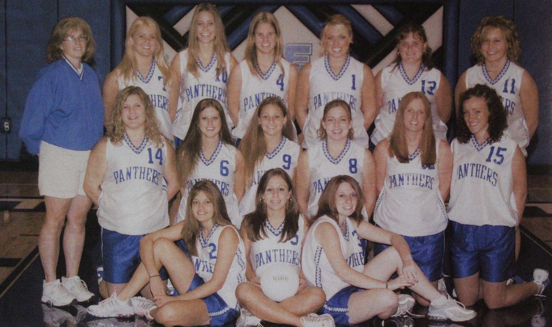 2005 Volleyball
