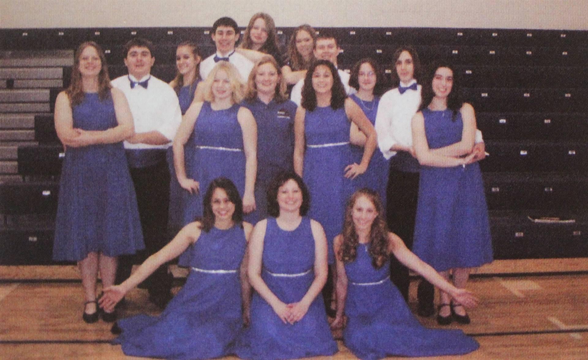2005 Show Choir
