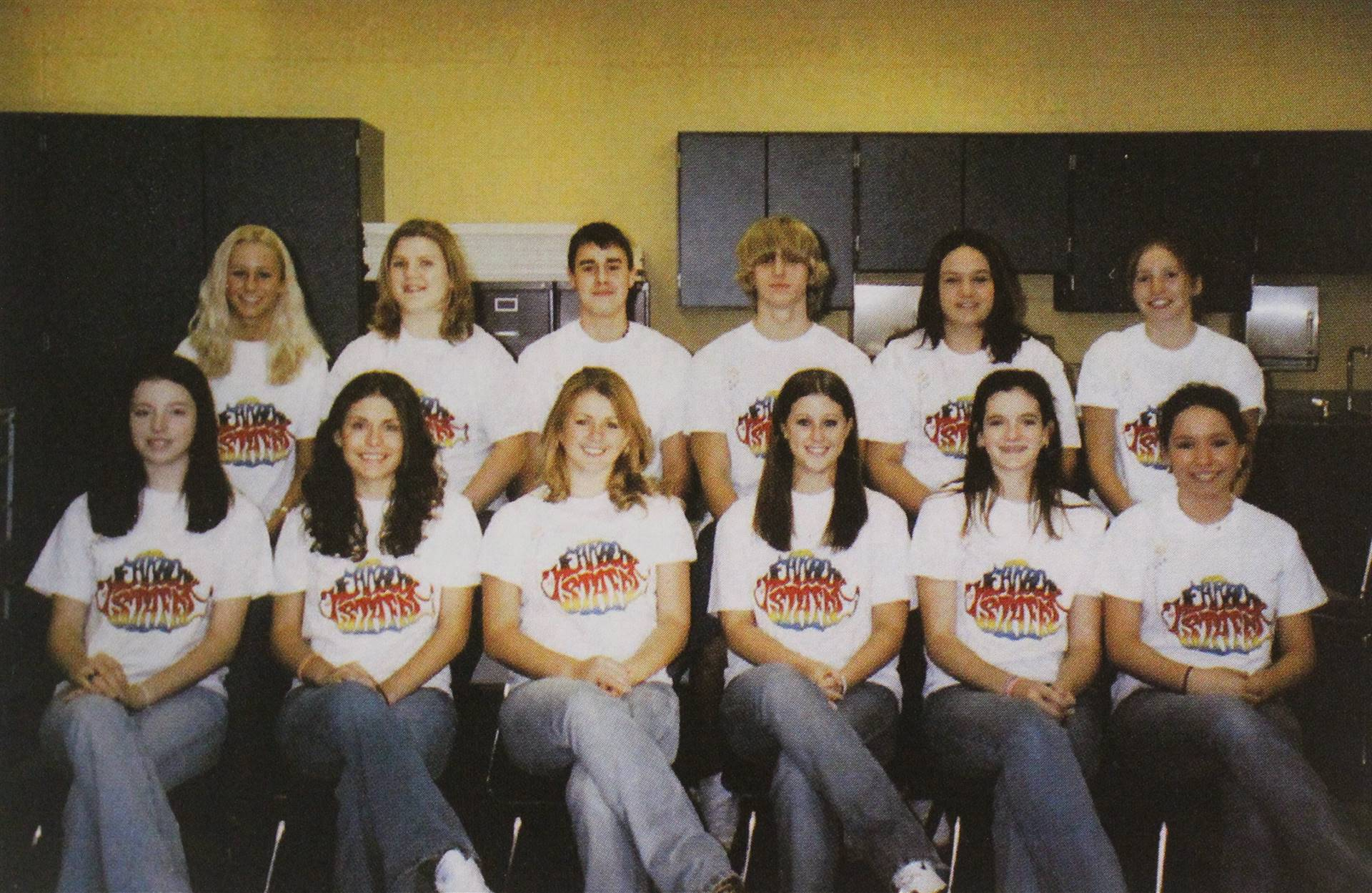 2005 Yearbook Staff