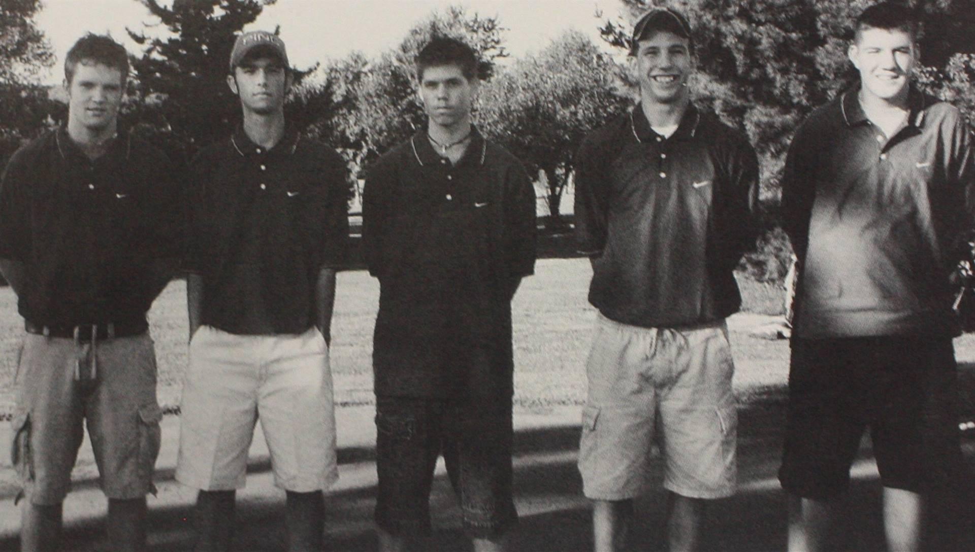 2003 Golf