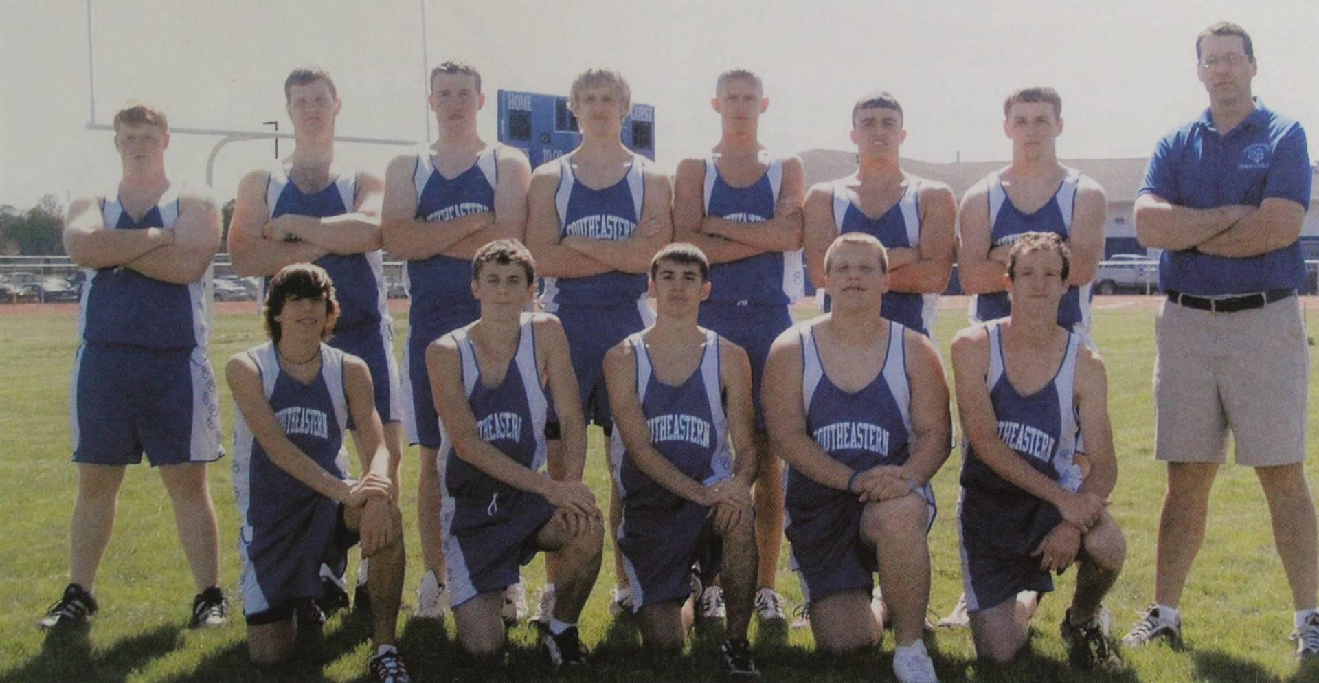 Boys Track 2005