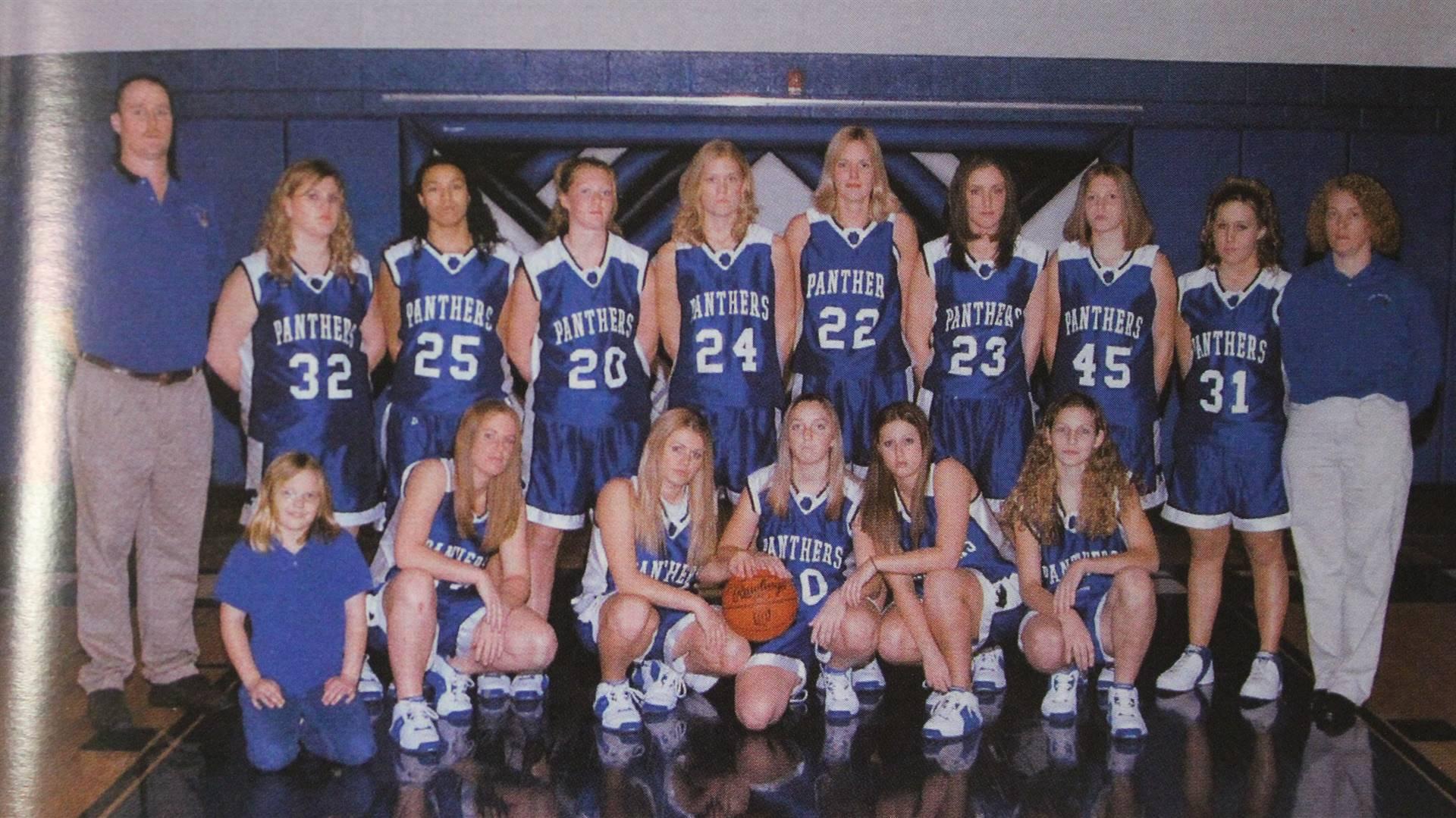 2005 Girls Basketball