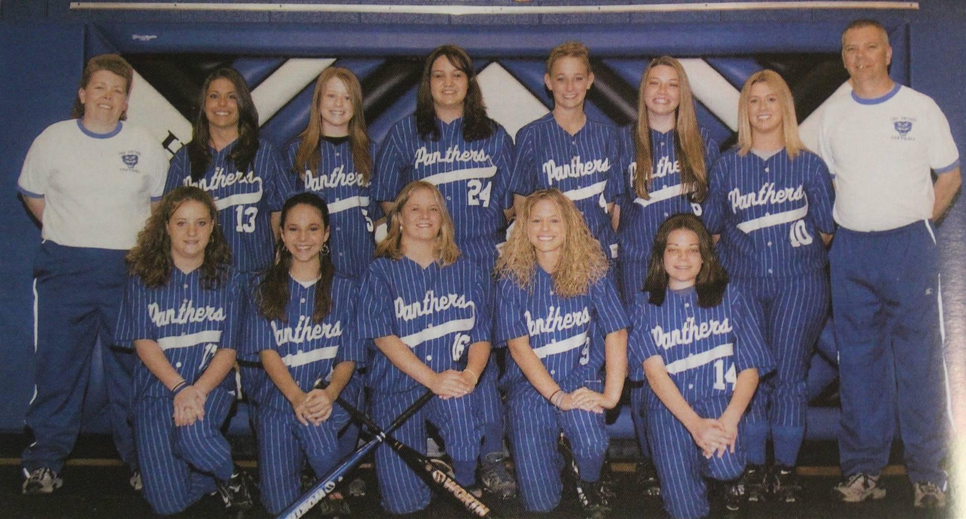 2005 JV Softball