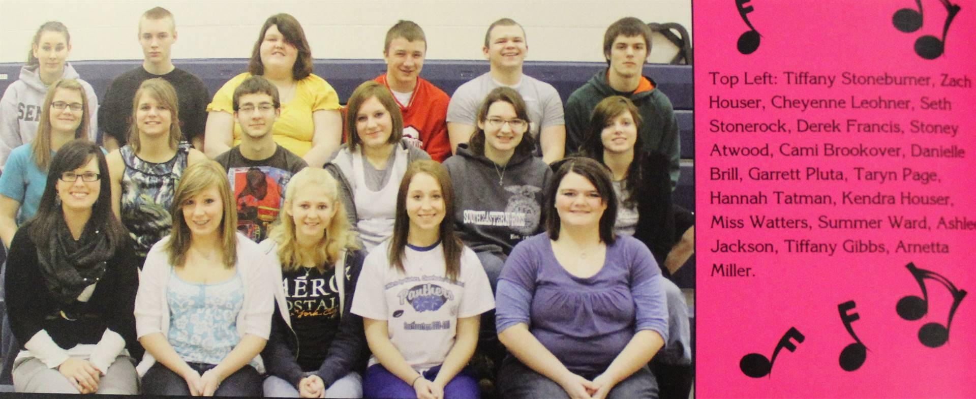 2011 Choir