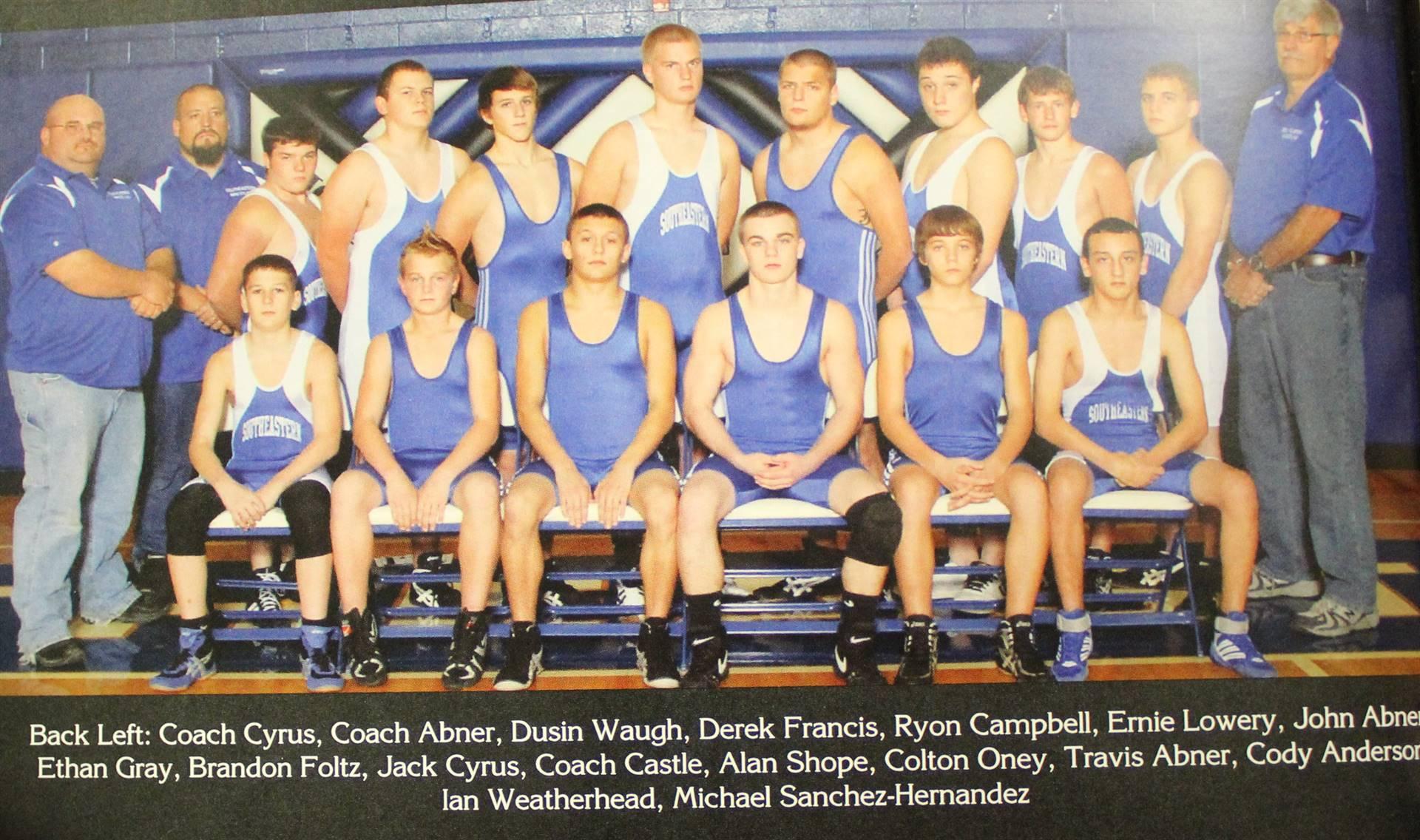 2011 Wrestling