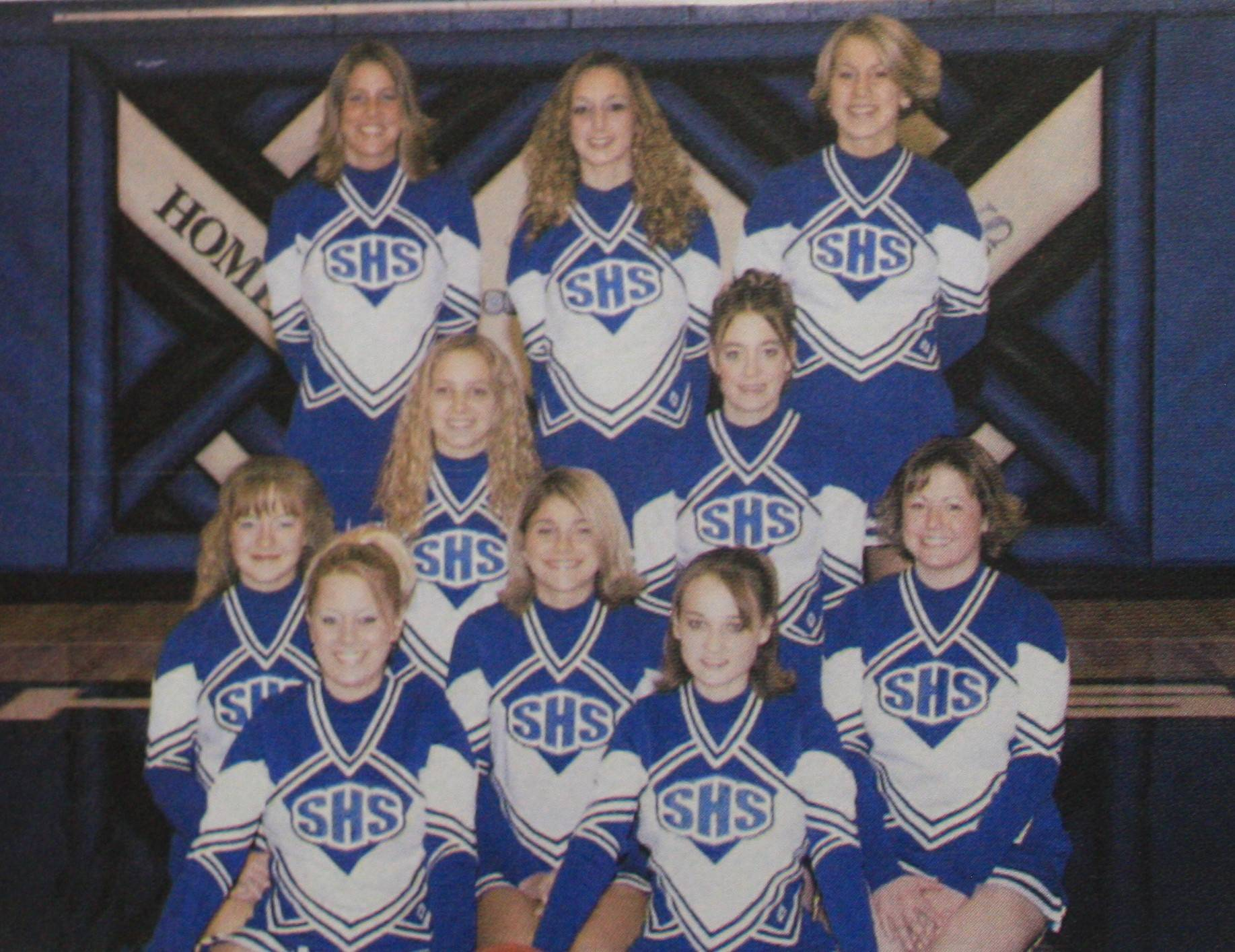 2004 Cheerleading