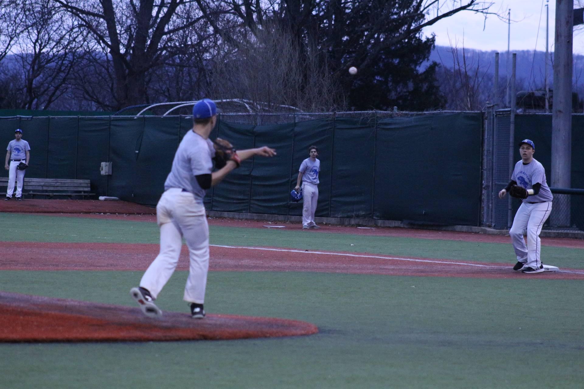 SE Baseball vs Chillicothe