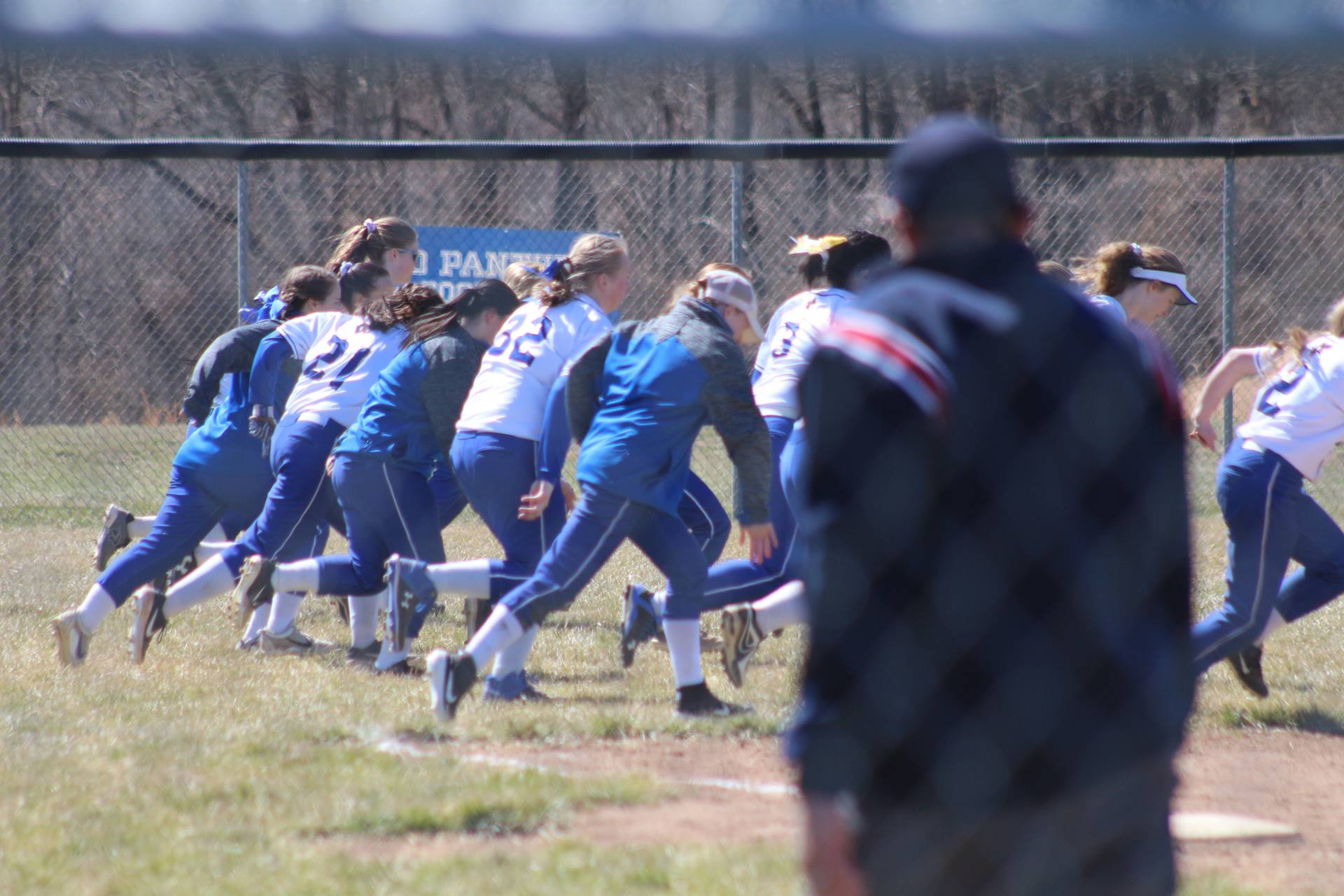 SE Softball vs West Union