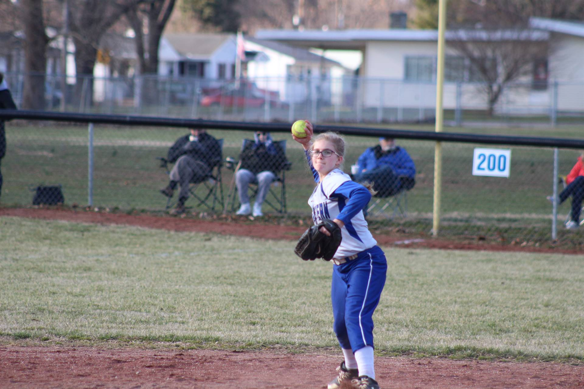SE Softball vs Chillicothe