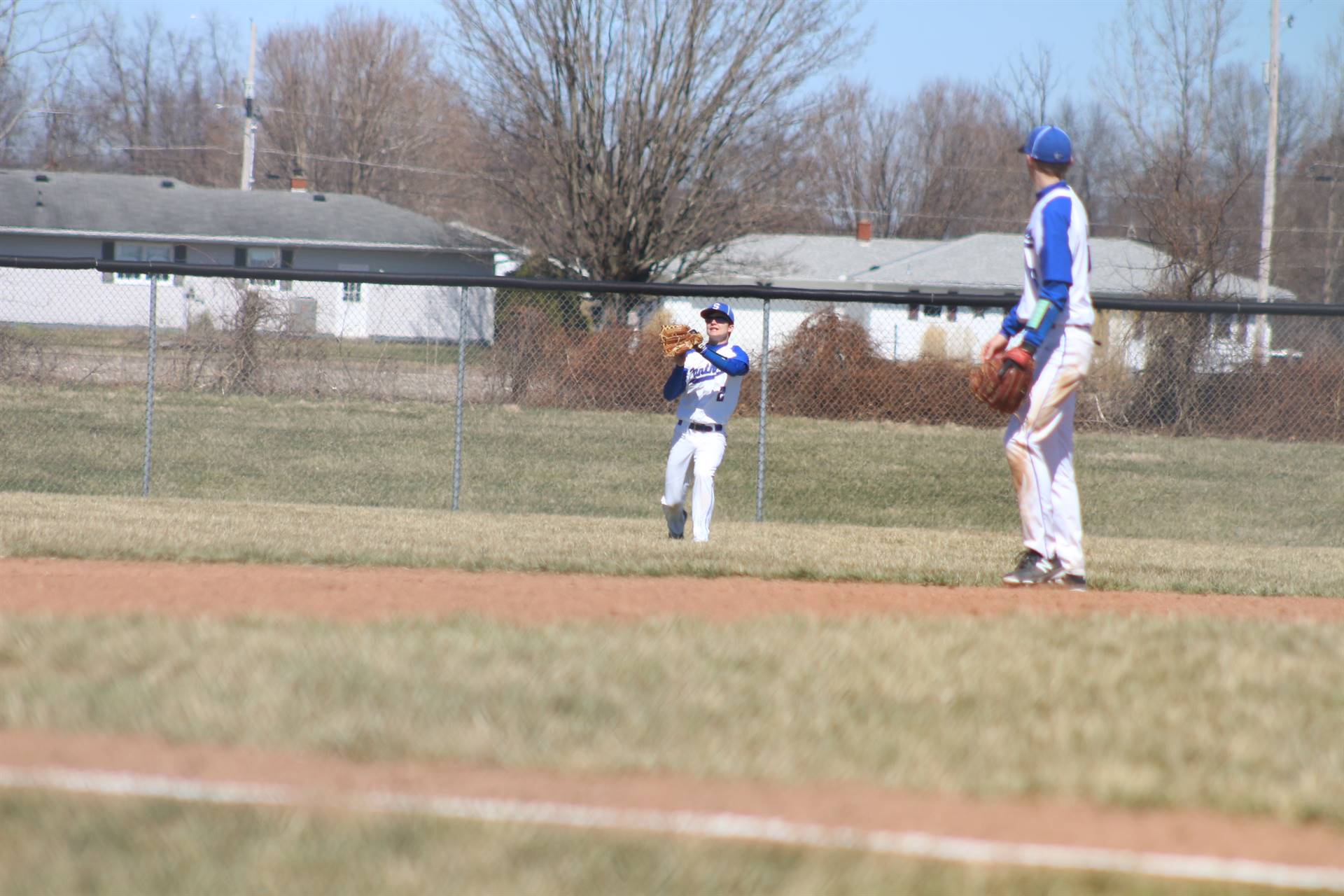 SE Baseball vs West Union