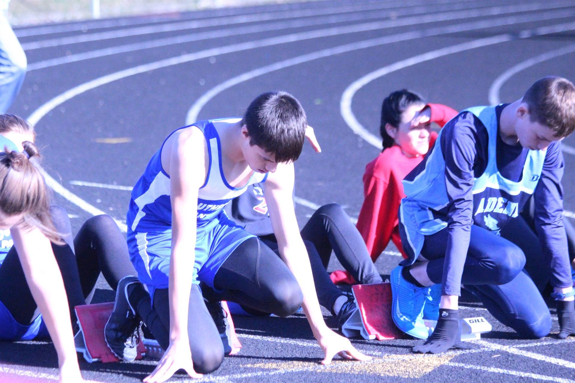 SE Track @ ZT