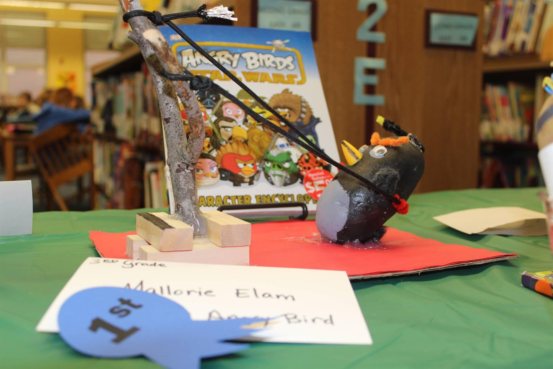 3rd Grade First Place Winner