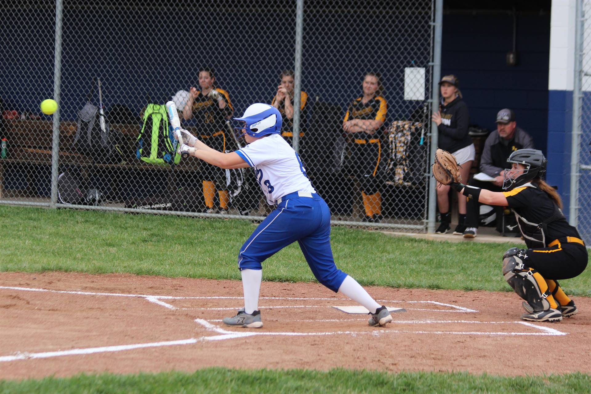 SE Softball vs Paint Valley