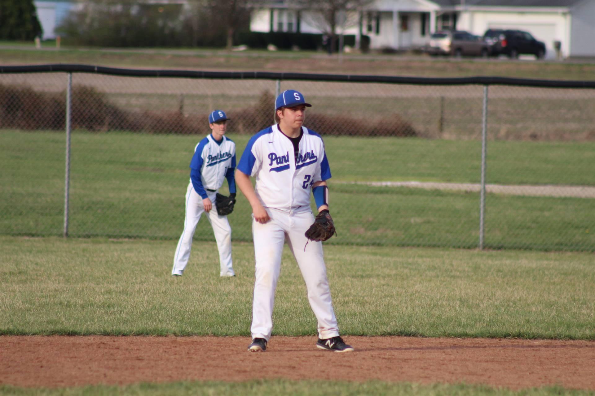 SE Baseball vs Unioto