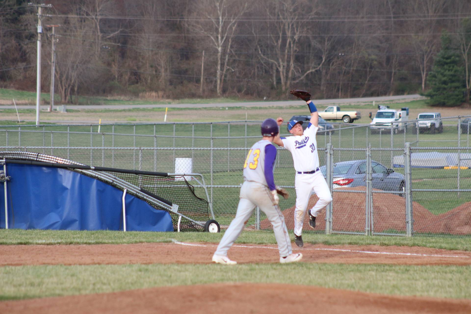 SE Baseball vs Unioto