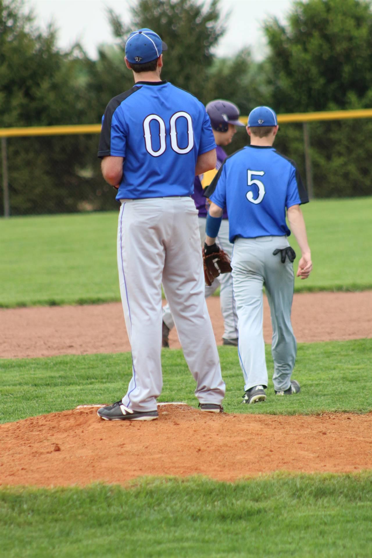 SE Baseball vs Unioto 2