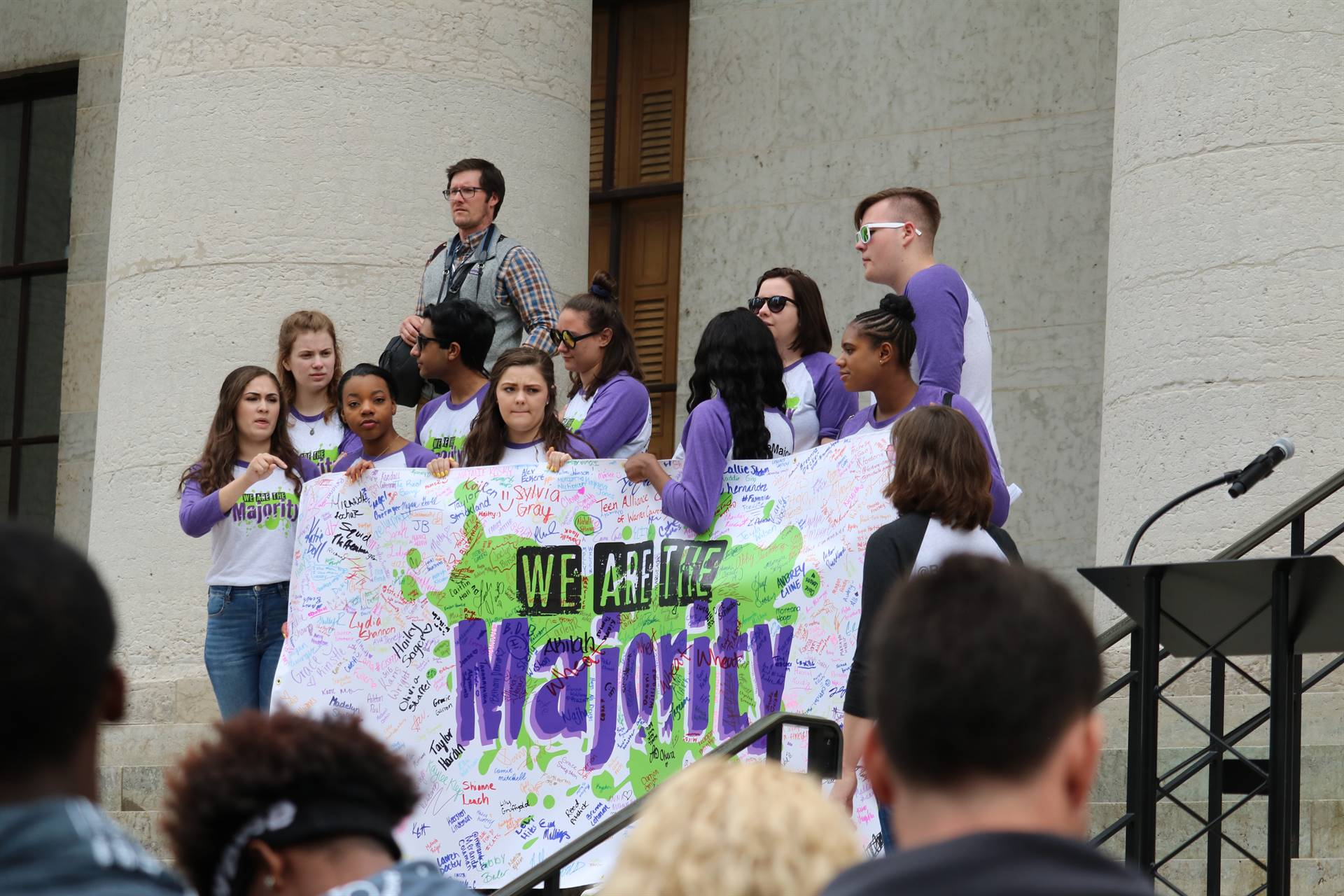 We are the Majority Rally
