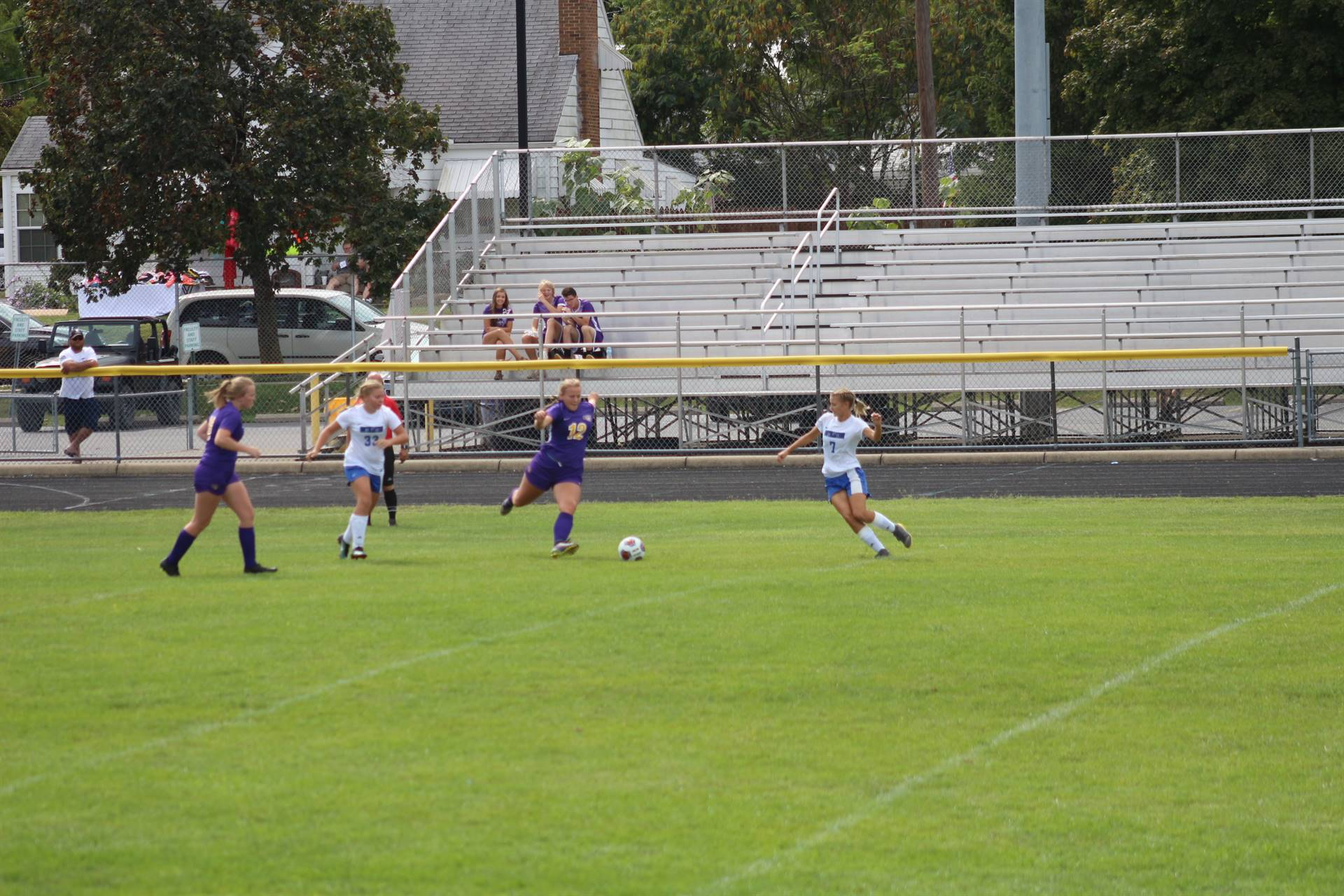 SE Girls Soccer vs McClain
