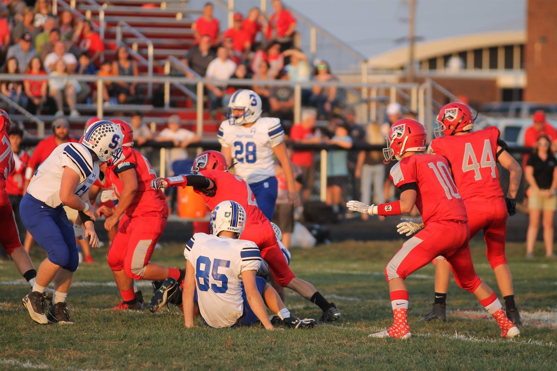 SE Football vs Westfall