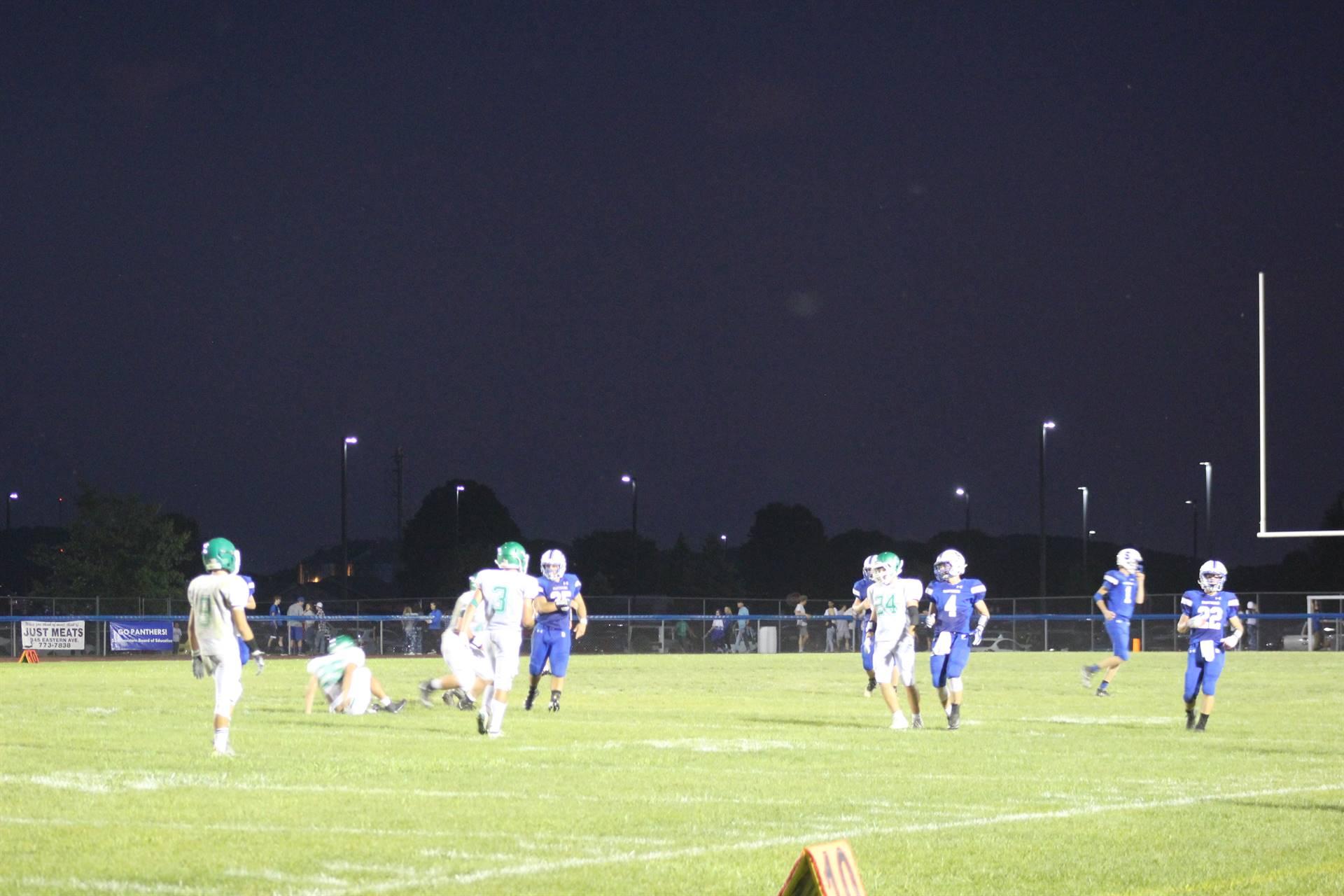 Se Football vs Huntington