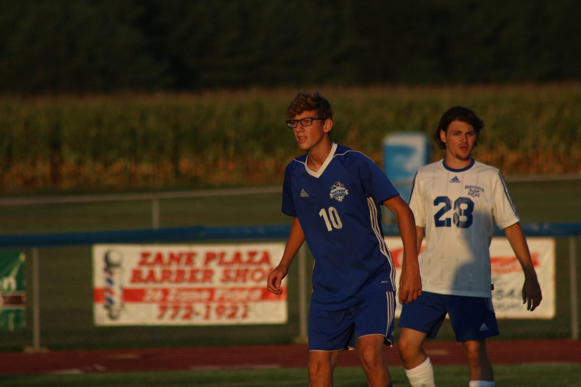 SE Boys Soccer vs Washington
