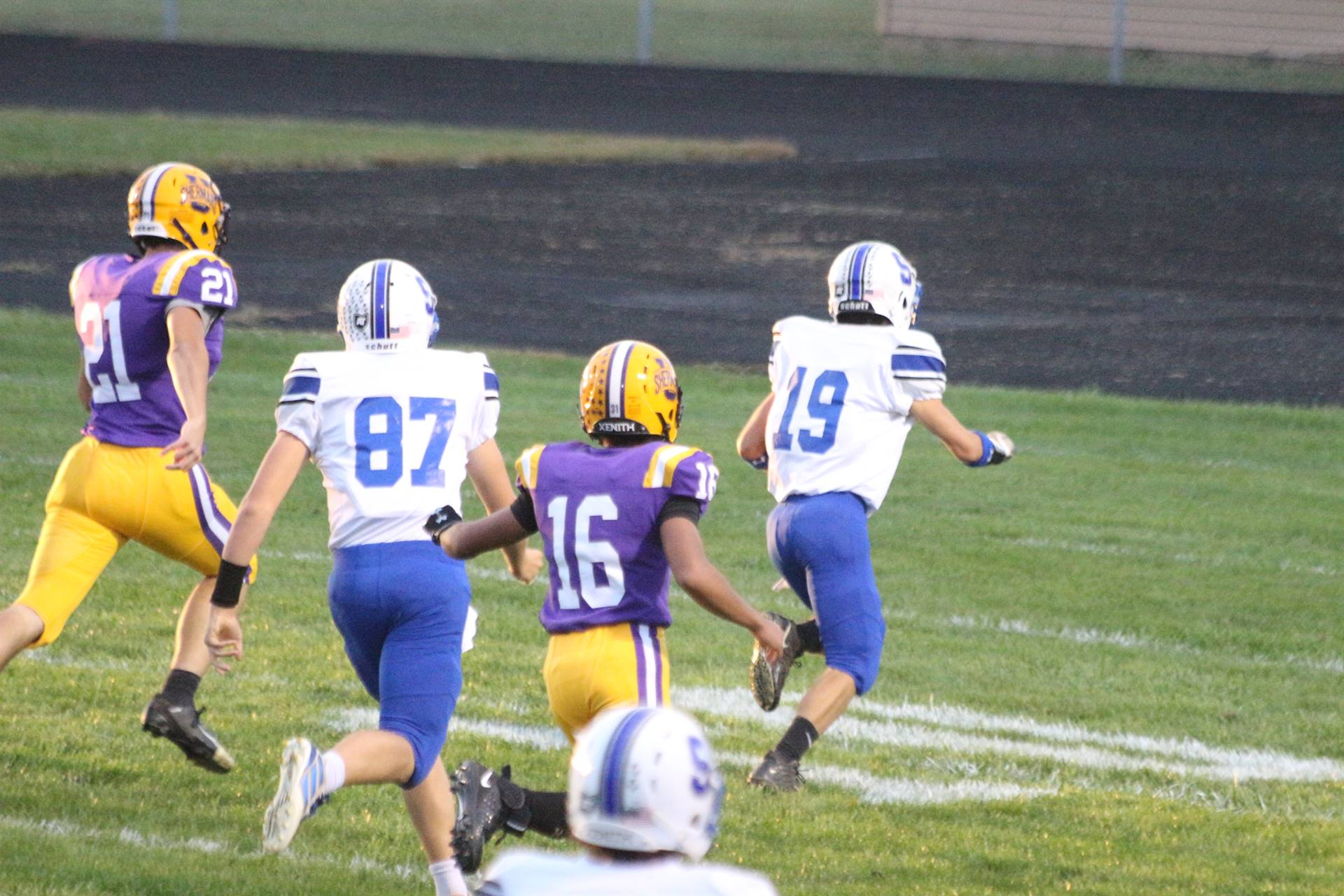 SE Football vs Unioto