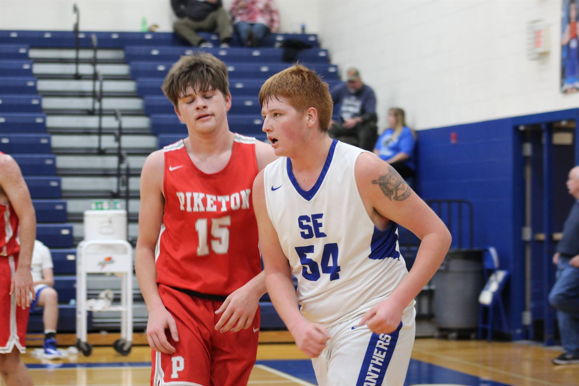 SE Boys Vs Piketon