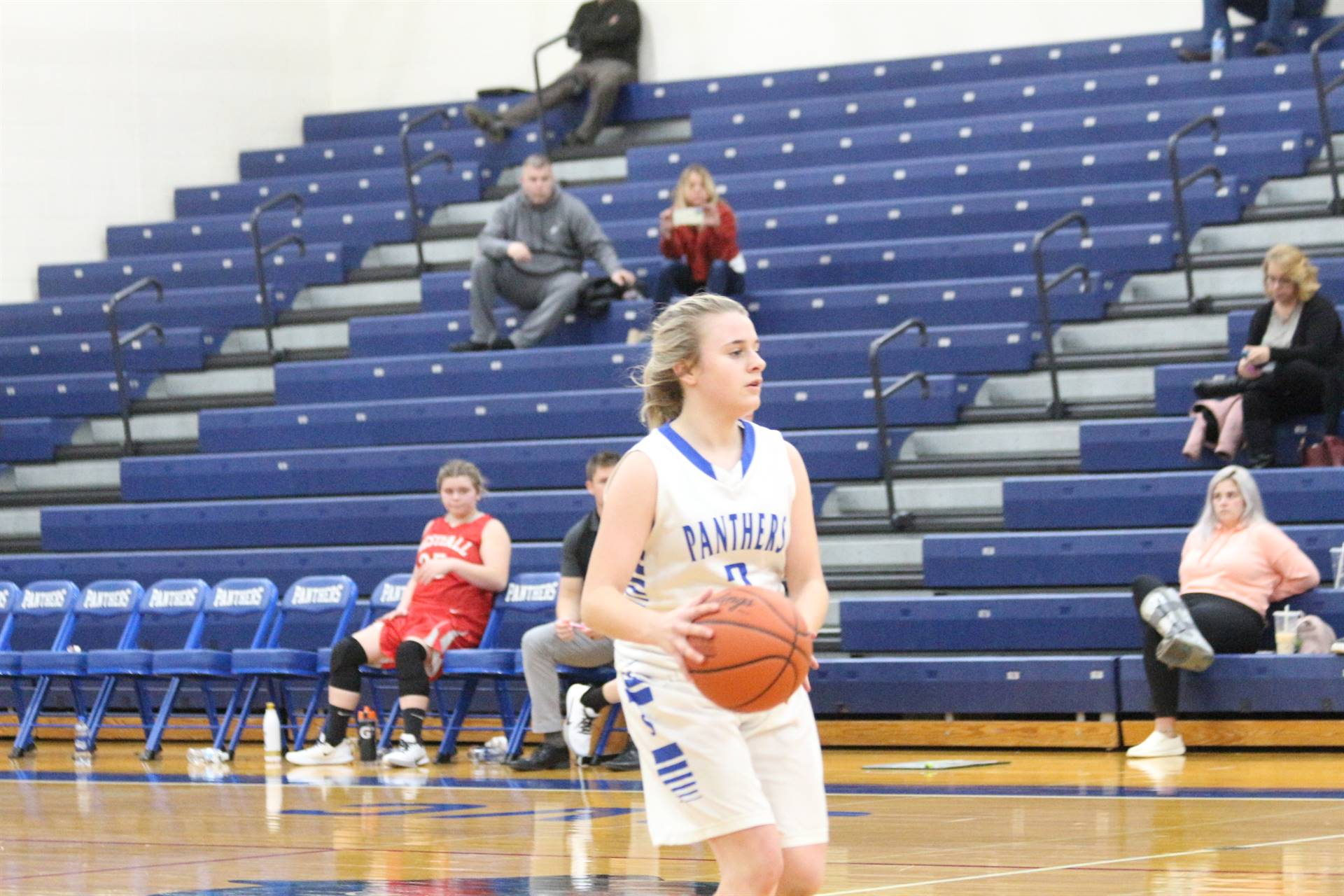 SE Girls Basketball vs Westfall