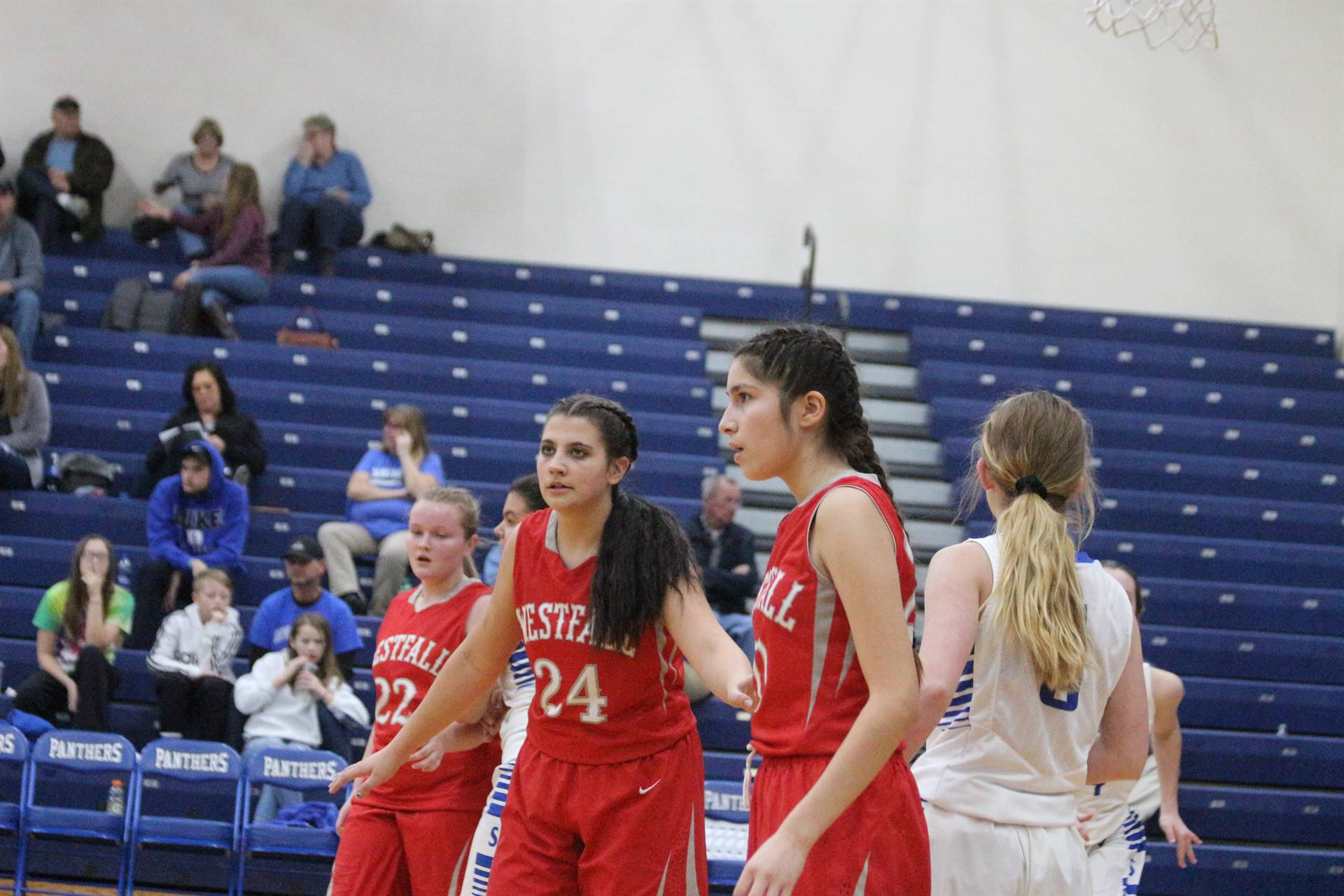 SE Girls Basketball vs WestfallSE Girls Basketball vs Westfall
