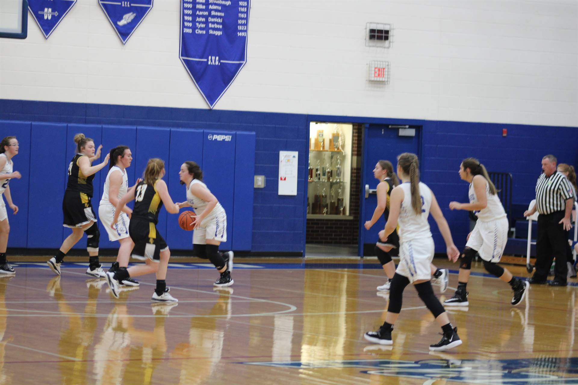 SE Girls vs Paint Valley 2