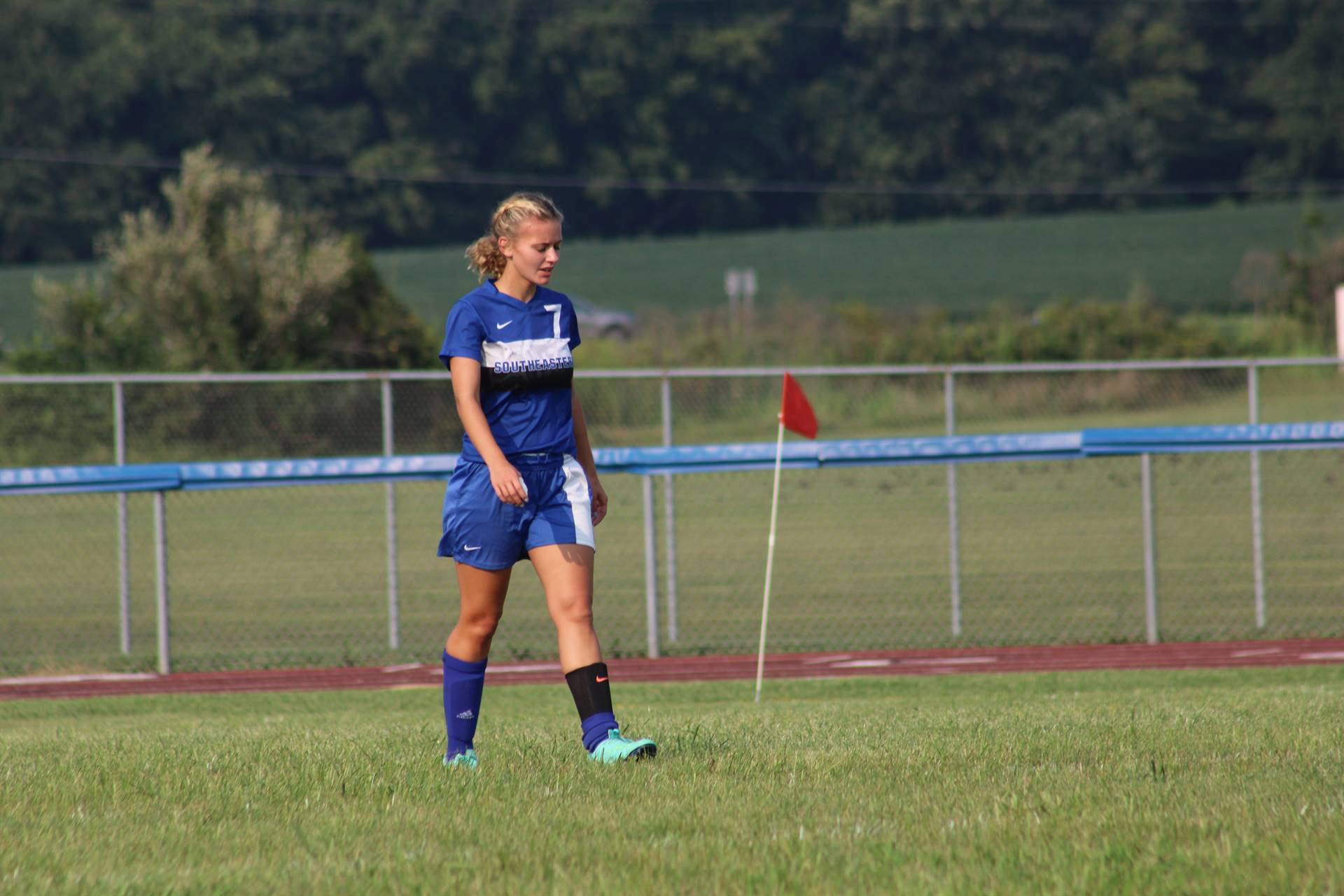 SE Girls Soccer vs Minford