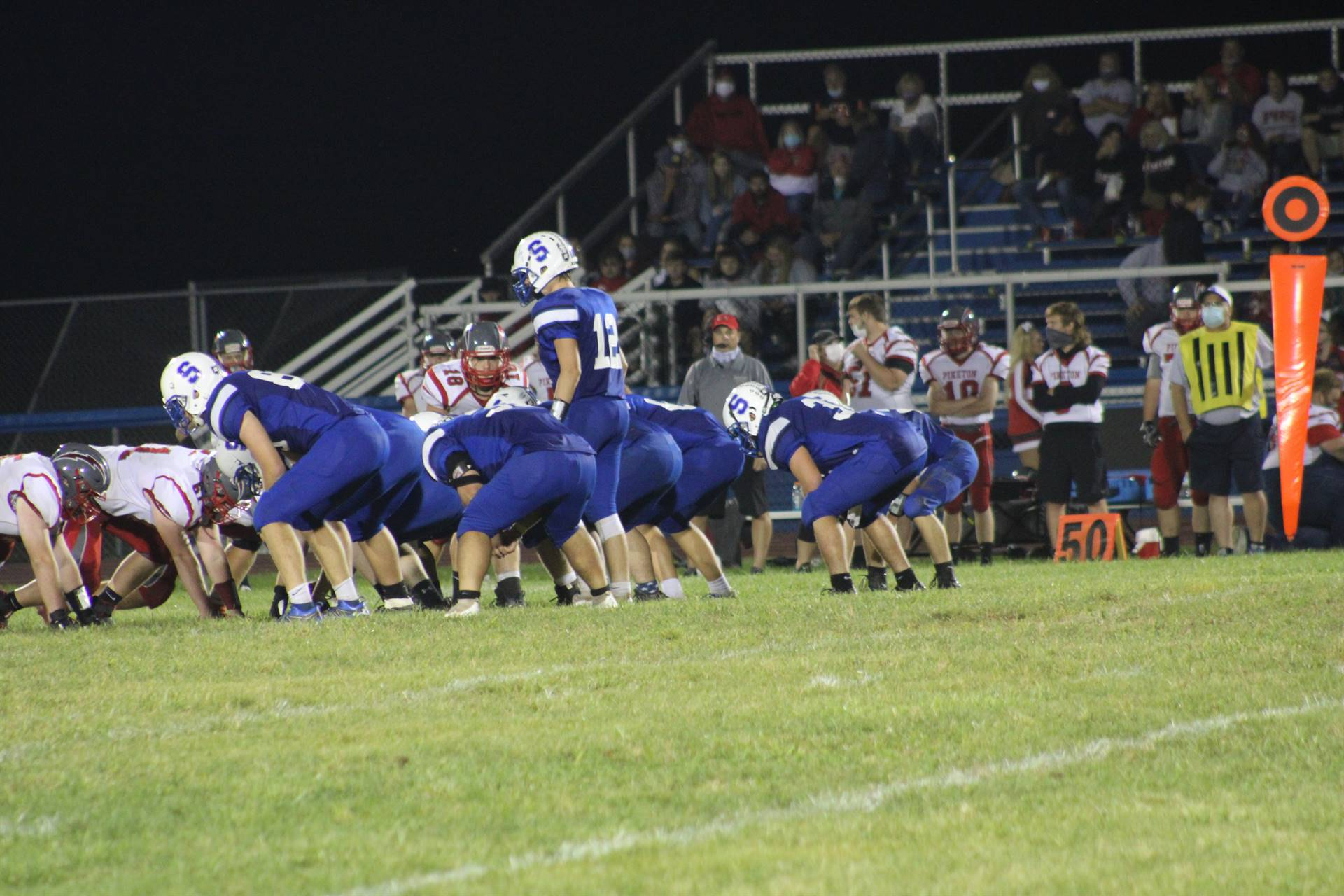 SE Football vs Piketon