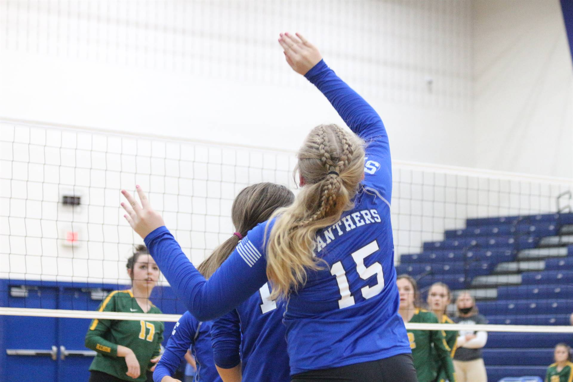 SE JV Volleyball vs North Adams