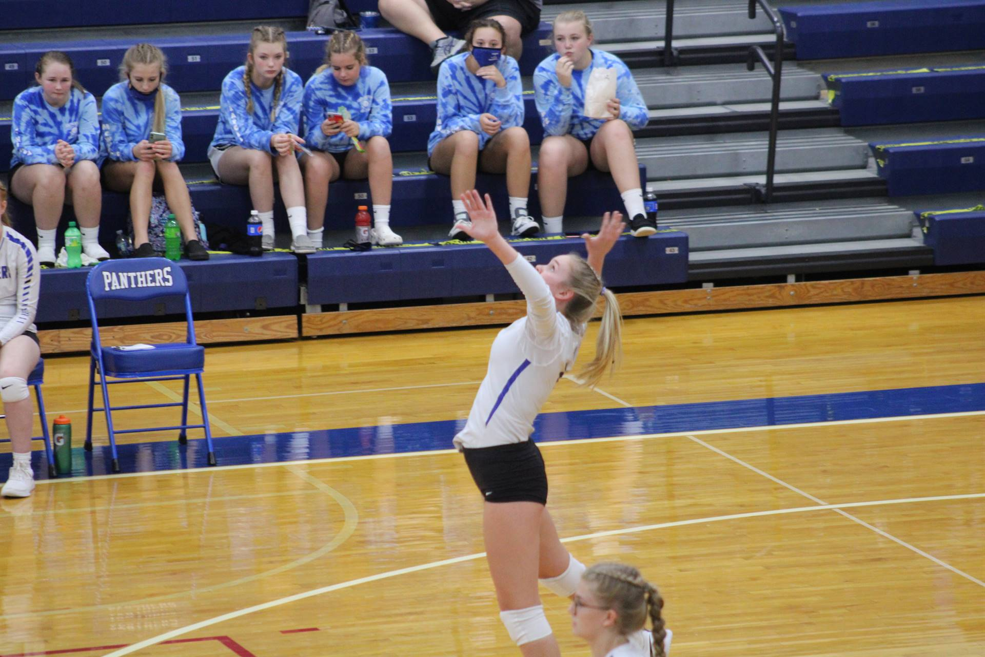 SE Volleyball vs Unioto