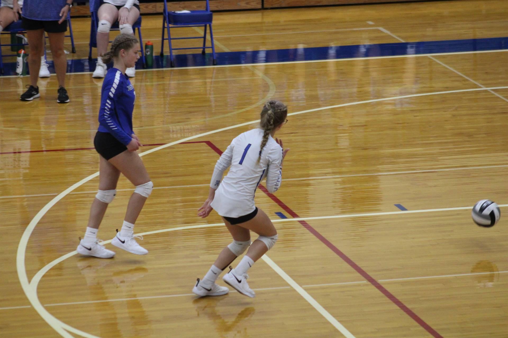 SE Volleyball vs Unioto