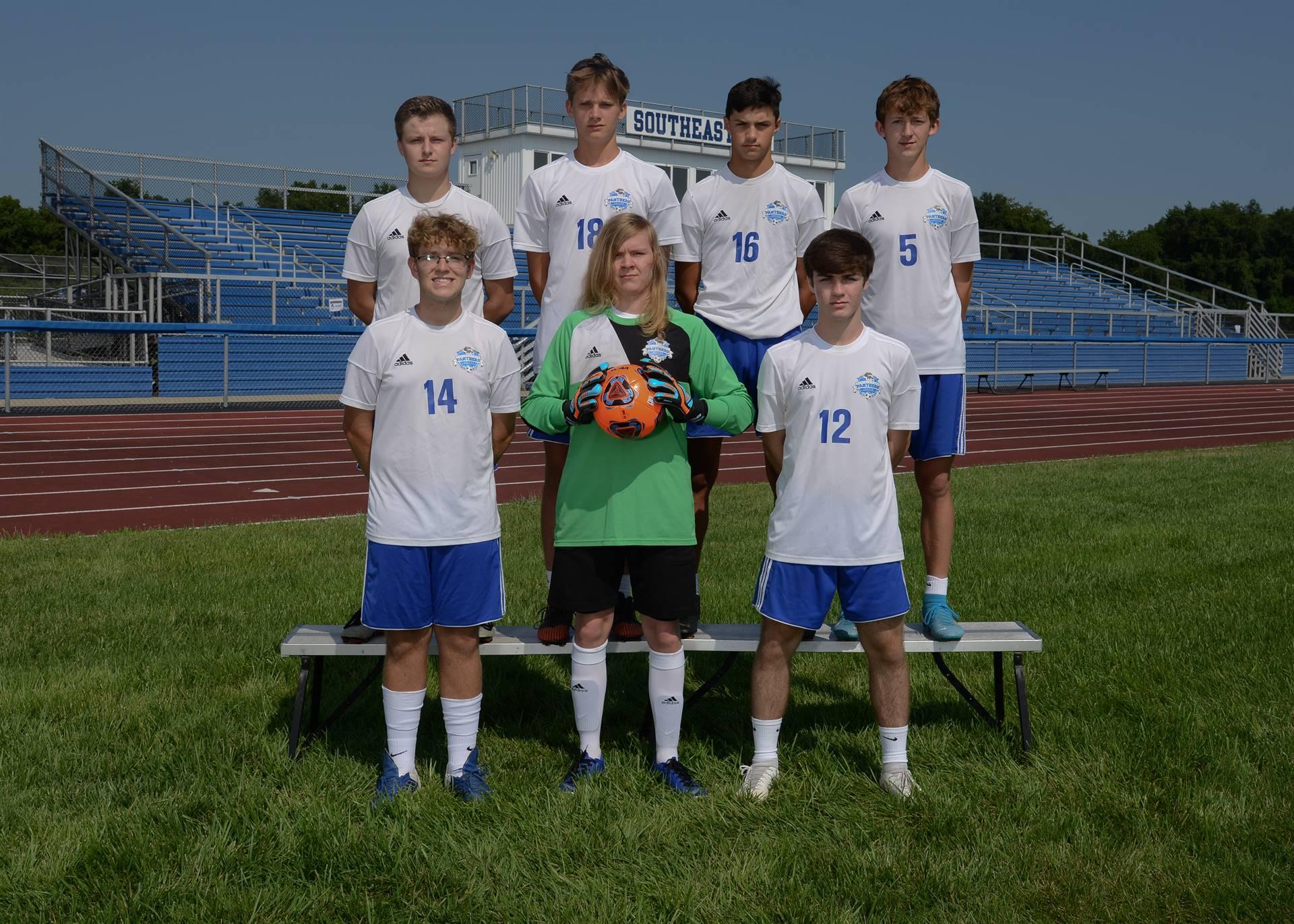 Boys Soccer Returning Lettermen
