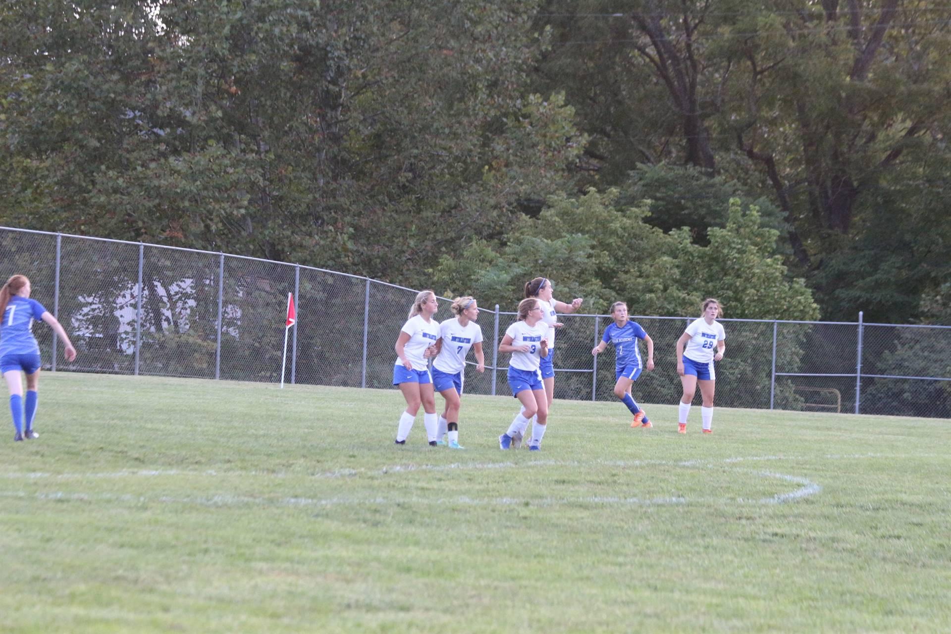 SE Girls Soccer Gallia Academy
