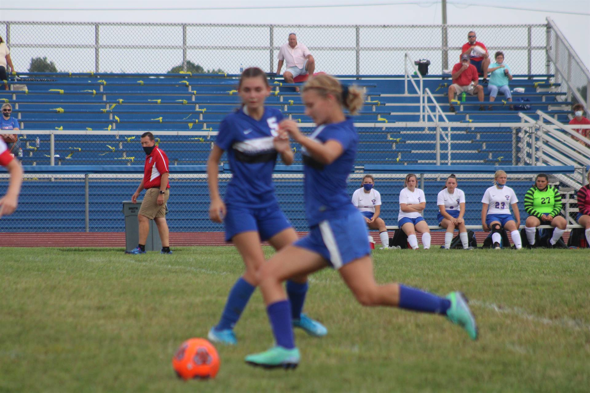 SE Girls Soccer vs Northwest