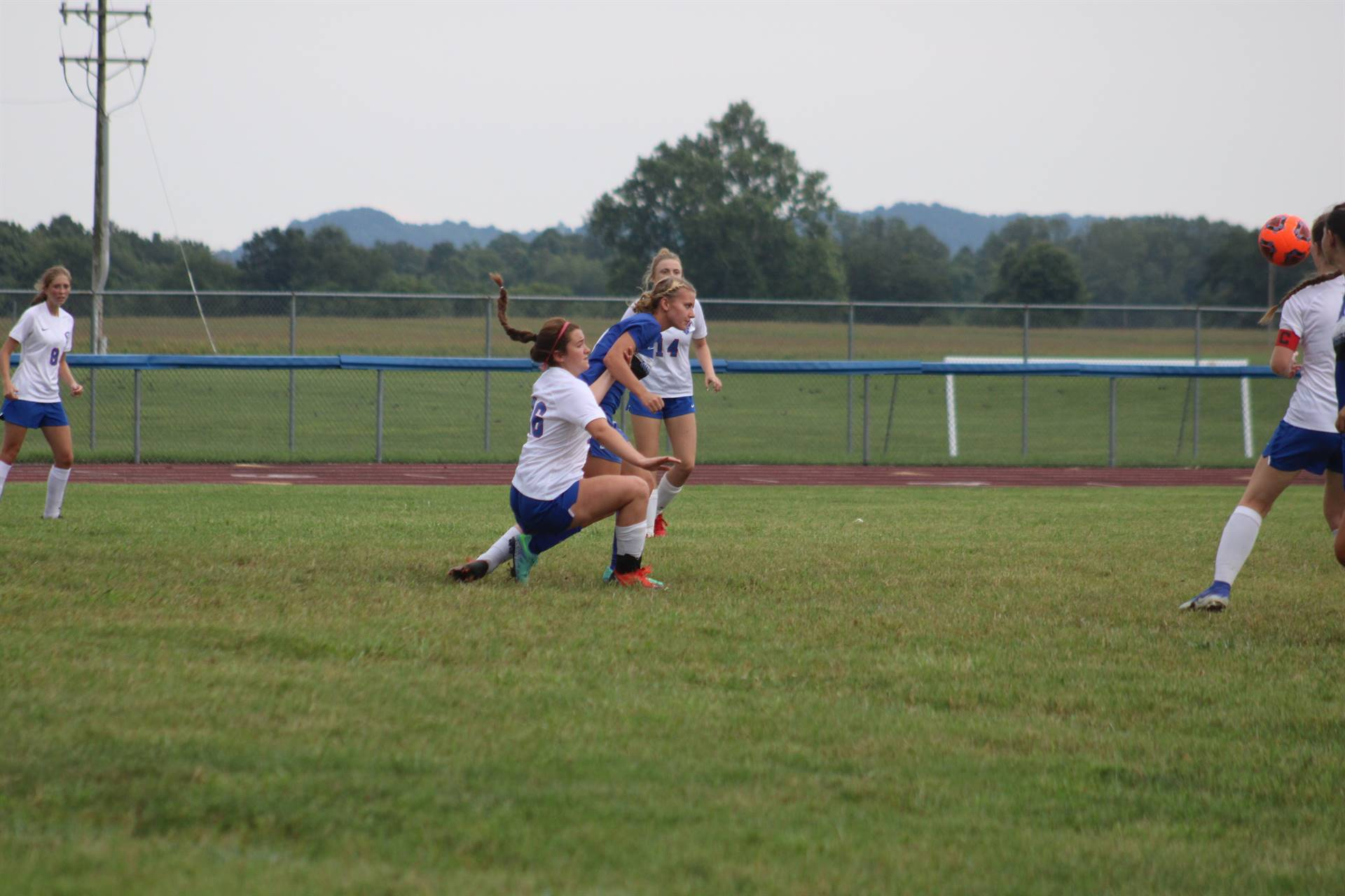 SE Girls Soccer vs Northwest