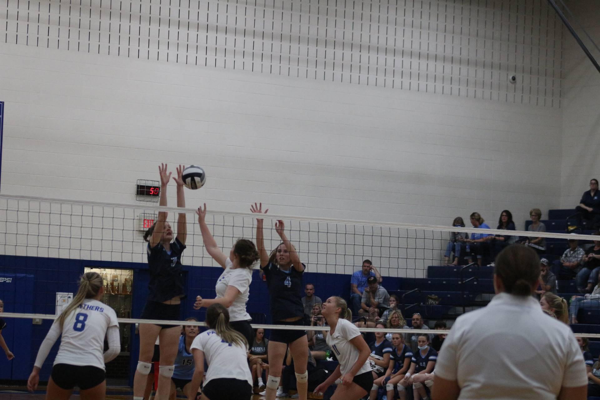 Volleyball vs Adena